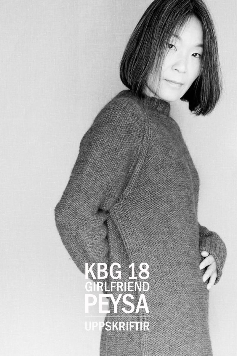 KBG 18 KBG uppskriftir - einrum
